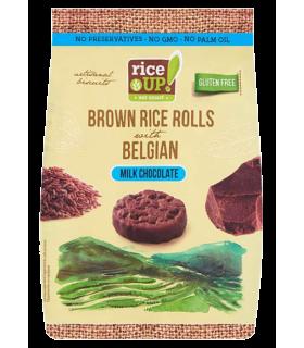 Riisigaletid RiceUP! Piimašokolaadiga 50g