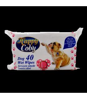 Niisked lapid Happy Coby koerte käppadele 40tk