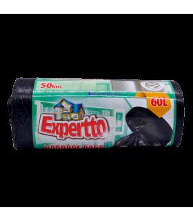 Prügikotid Expertto 60L 50tk