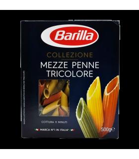 Pasta Collezione penne mitmevärviline Barilla 500gr
