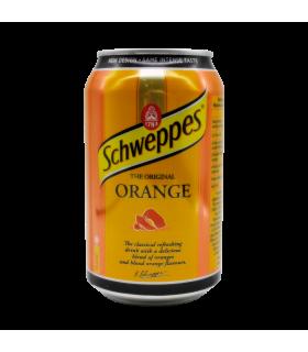 Apelsinimaitseline jook Schweppes Orange 330ml