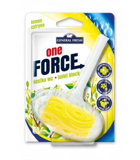 WC värskendaja One Force (sidrun) 40g