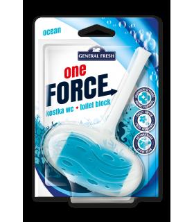 WC värskendaja One Force (ookean) 40g