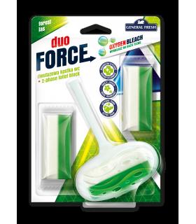 WC värskendaja Duo Force + 2täidet (mets) 3x40g