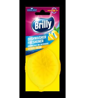 Nõudepesumasina värskendaja Brilly (sidrun) 1tk