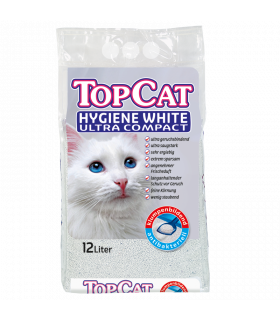 Kassiliiv Top Cat Hygiene White Ultra 12L