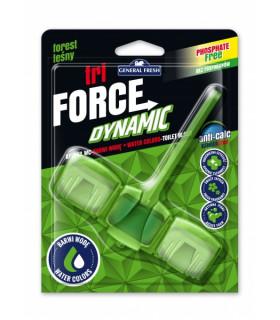 WC värskendaja Tri FORCE Dynamic (mets) 45g