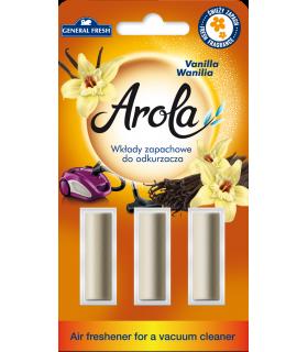 Tolmuimeja värkendaja Arola (vanilje) 3tk