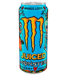 Energiajook Monster Energy Juiced 500ml