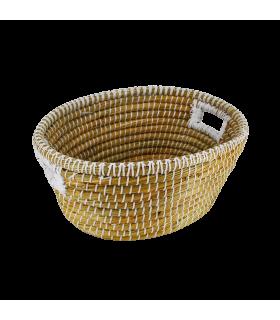 Korv (Kaisa & recycled plastic) 47x36x20cm