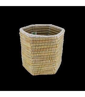 Korv (Kaisa & recycled plastic) 30x30cm
