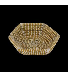 Korv (Kaisa & recycled plastic) 30x8x20cm