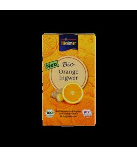 Tee MessMer apelsin-ingver 18x2,5g