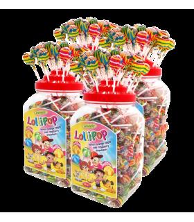 Pulgakomm Lollipop 10g Woogie 1tk
