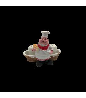 Pipra ja soolatoos kokk deko