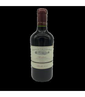 Vein KGT Chateau Grand-Jean Bordeaux punane/kuiv 13% 750ml