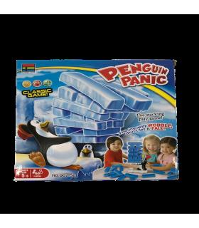 Lauamäng Jenga Pinguin Panic