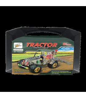 Klotsikomplekt traktor (227 osa)