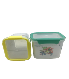 Säilituskarp plastik Clip Fresh2.0 135×105×127mm 980ml
