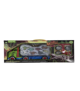 Veoautokomplekt Dinosaurus