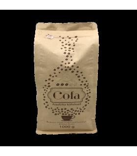 Kohvioad Cofa 100% araabika, keskmine röst 1kg