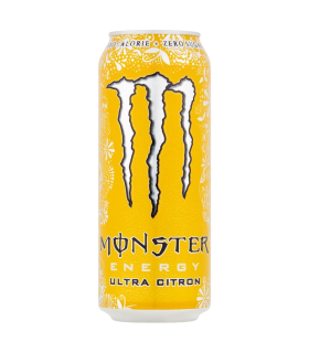 Energiajook Monster Ultra Citron 500ml