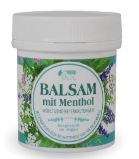 Rahustav palsam mentooliga külmetuse vastu 125ml