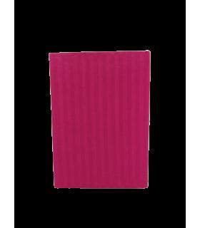 Voodilina kummiga ST 90x200 roosa