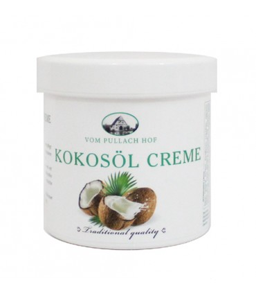 Kehakreem kookoseõliga 250ml