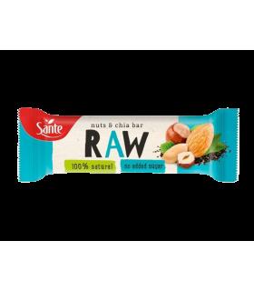 Batoon Raw pähklite ja Chia seemnetega 35g