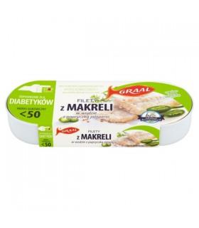 Makrell vees jalapeno 110g