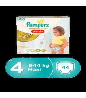 Püksmähkmed Pampers PC Maxi 44tk