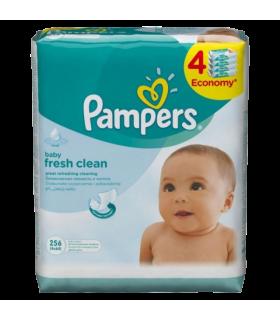 **Pampers niisked salvrätikud Fresh Clean 4x64tk