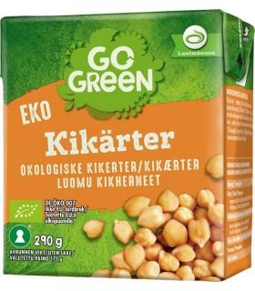 Kikerherned BIO orgaaniline 290g