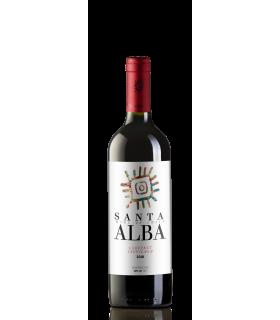 Vein GT SANTA ALBA CABERNET SAUVIGNON punane/kuiv 13% 75cl