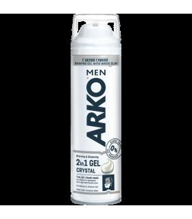 ARKO habeajamisgeel CRYSTAL 200ml