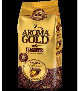 **Kohvioad Aroma Gold Espresso 1kg