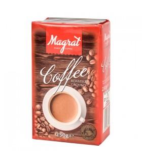 Jahvatatud kohv MAGRAT 250g