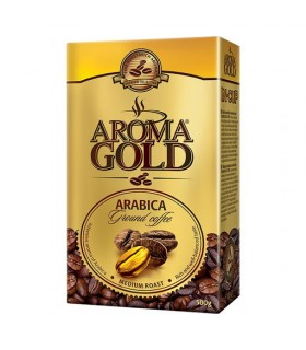 **Kohv jahvatatud Aroma Gold In-Cup 500g