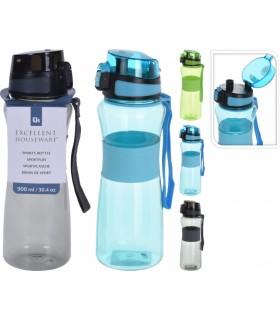 Joogipudel plast 900ml