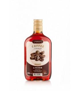 Kohvi Liköör 50 cl 18% PET