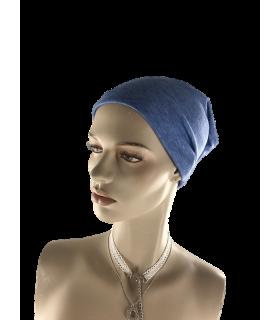 Müts beanie helesinine