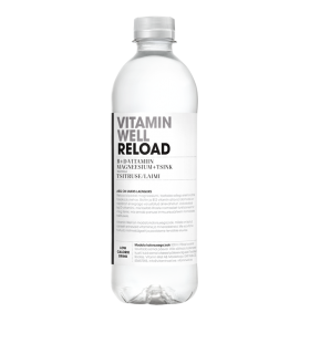 Vitamin Well Reload vitamiinijook 500ml + pant A