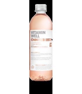 Vitamin Well Hydrate 500ml + pant A