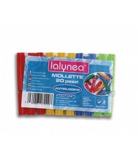 Pesulõksud plastik 20tk
