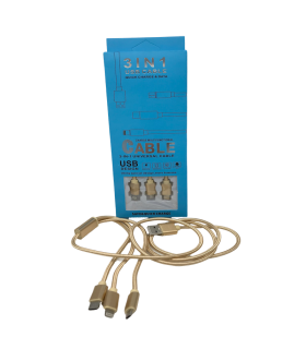 USB juhe 3in1
