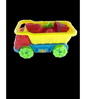 Liivakasti komplekt auto