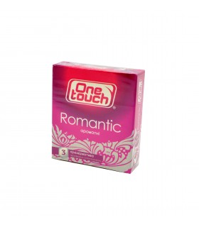 **Kondoomid One Touch Romantic  N3 BG