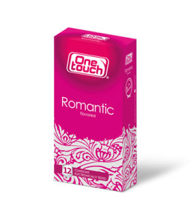 Kondoomid One Touch Romantic N12