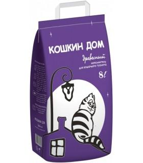 Kassiliiv Puidugraanulid kassitualeti jaoks Koškin Dom 8L 3kg